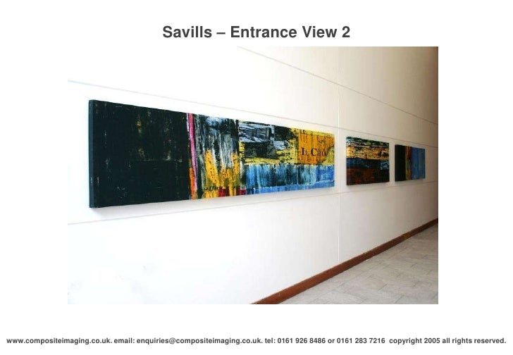 Savills entrance view 2