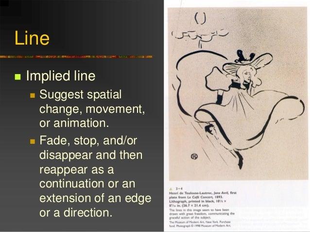 Implied Lines In Art : Art fundamentals ch line