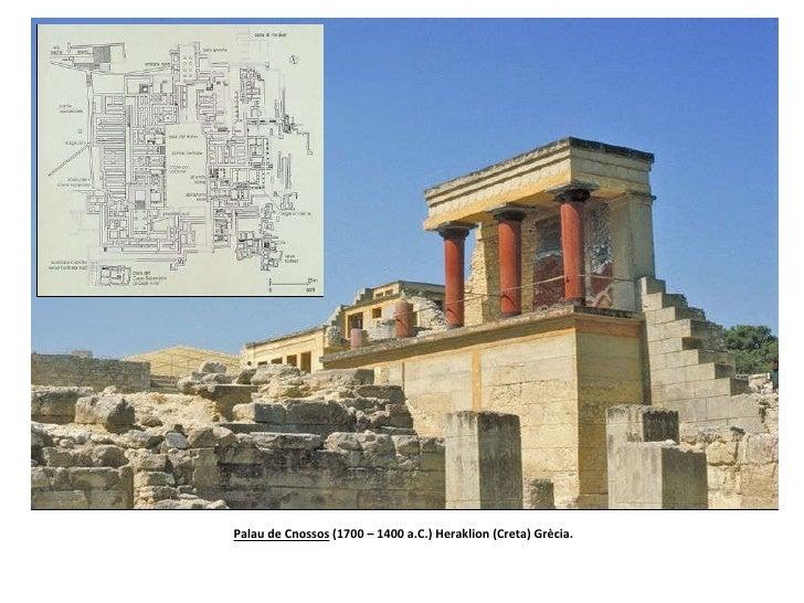 Palau de Cnossos  (1700 – 1400 a.C.) Heraklion (Creta) Grècia.