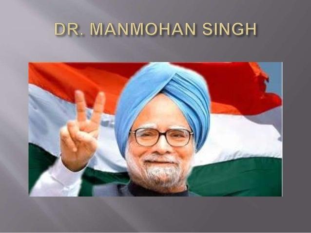 dr manmohan singh history