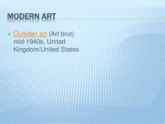 World Art history