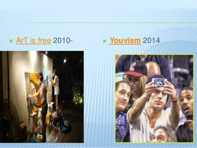  ArT is free 2010-  Youvism 2014