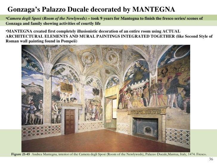 Italian Renaissance Ch 21