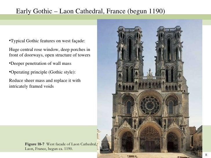 Gothic Style At Saint Denis 8
