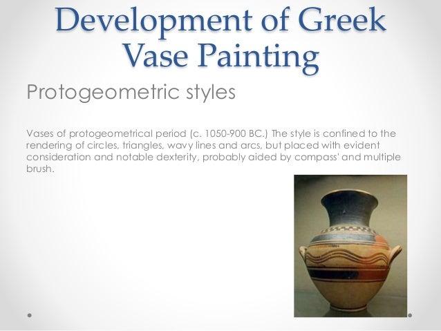 Art History Lecture 75 Greek Art Vase