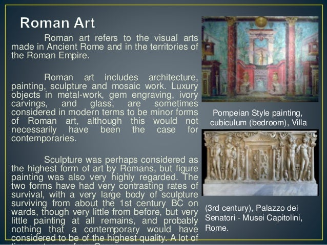art history lecture 7 greek and roman art