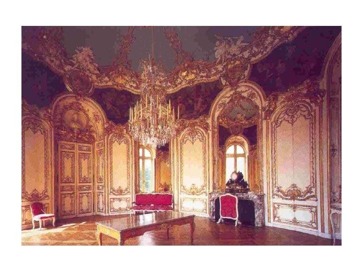 Germain BoffrandSalon de la Princesse      Rococo