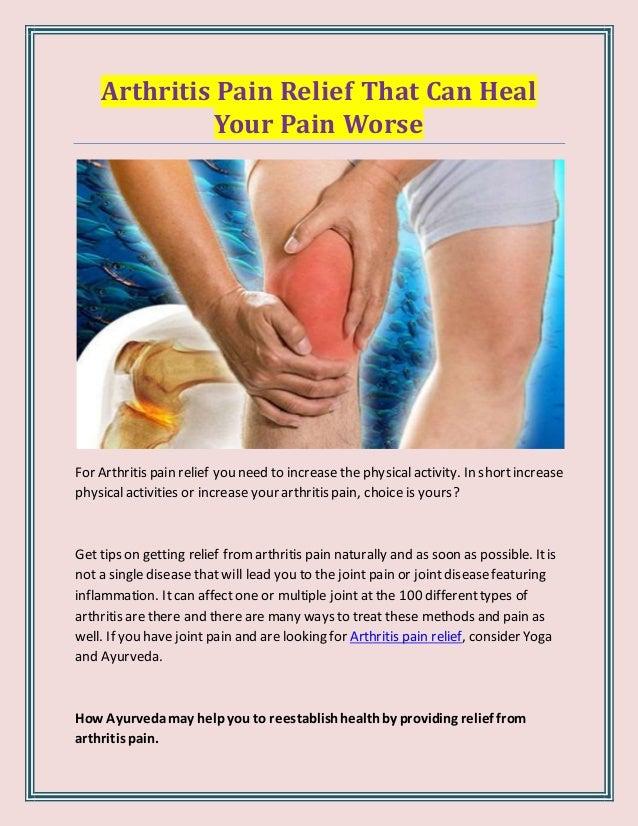 what arthritis is worse