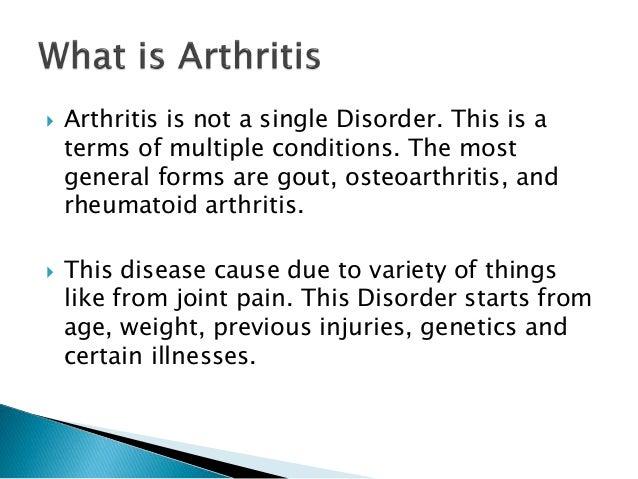Natural Ayurvedic Medicines for Arthritis Slide 2