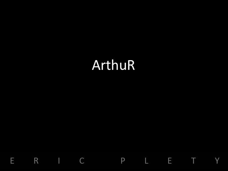 ArthuRAlbum photo