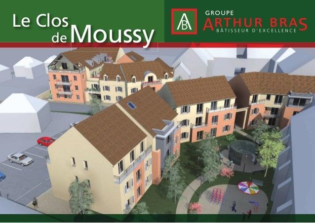 Le Clos de  Moussy