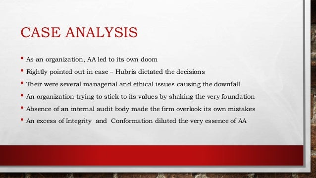 About Ethics in Managerial Accounting