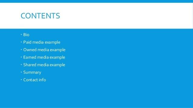 Arthur Catalanello Marketing Portfolio Slide 2