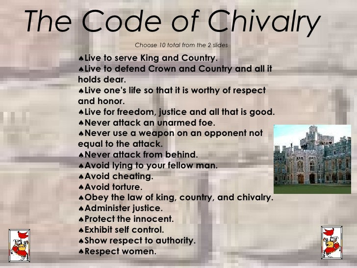 chivalry medieval and modern A chivalric order, order of chivalry, order of knighthood or equestrian order is an order, confraternity or society of knights typically founded during or in inspiration of the original catholic military orders of the crusades (circa 1099-1291), paired with medieval concepts of ideals of chivalry.