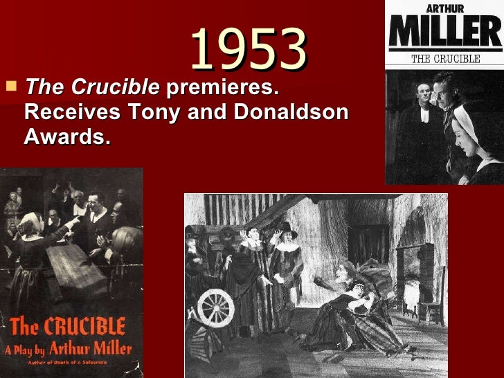 the tragedy of salem society in the crucible by arthur miller A short arthur miller biography describes arthur miller's life, times, and work  context that influenced the crucible  corresponds to what happened in salem .