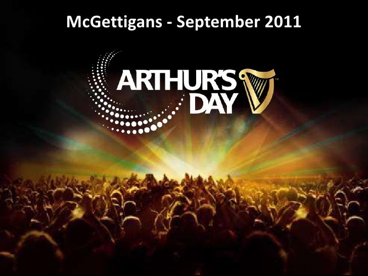 GB<br />McGettigans - September 2011 <br />
