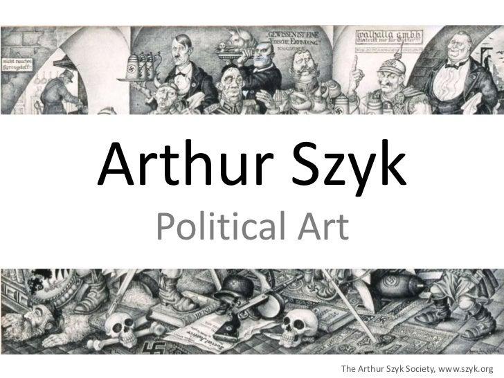 Arthur Szyk  Political Art              The Arthur Szyk Society, www.szyk.org
