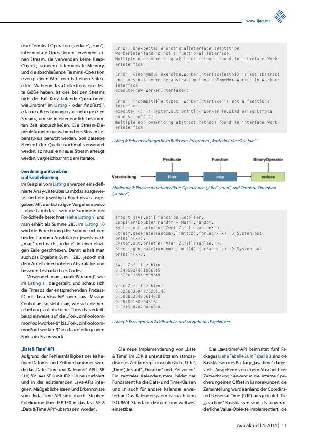 www.ijug.eu  iiiiiiiiiiii  Error: Unexpected @FunctionalInterface annotation  WorkerInterface is not a functional interfac...