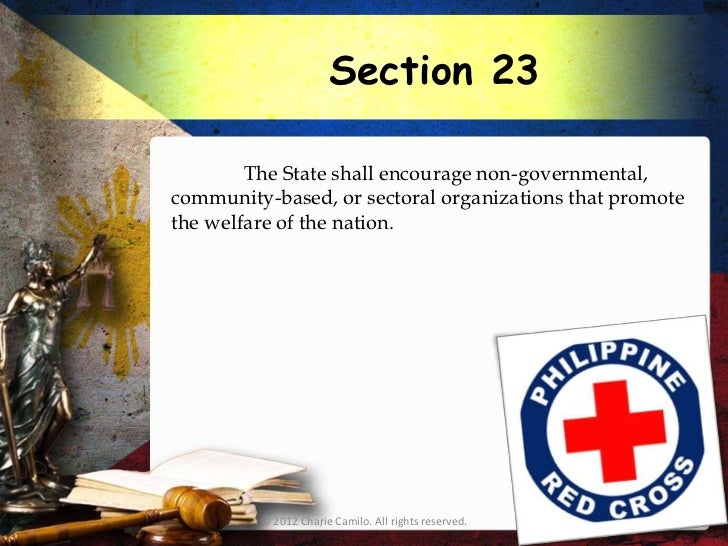 What is the meaning of the article 1 section 1 of the Philippine constitution?