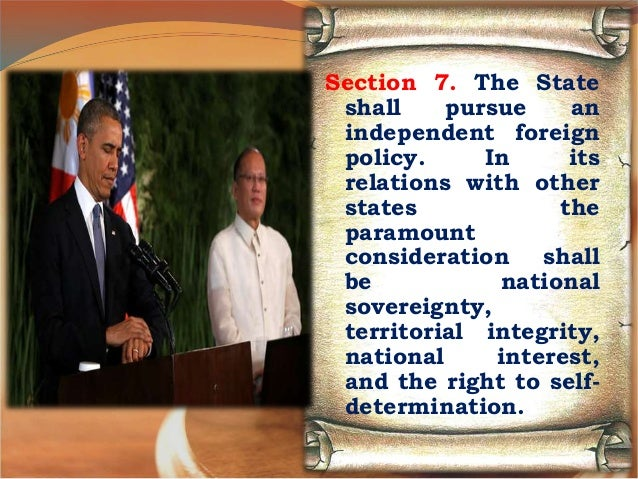 reaction on philippine constitution article 3 Philippine constitution (1987) preamble we, the sovereign filipino people, imploring the aid of almighty god, in order to build a just and humane society and.