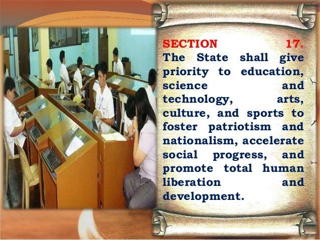 Article 2 of the philippine constitution essay topics