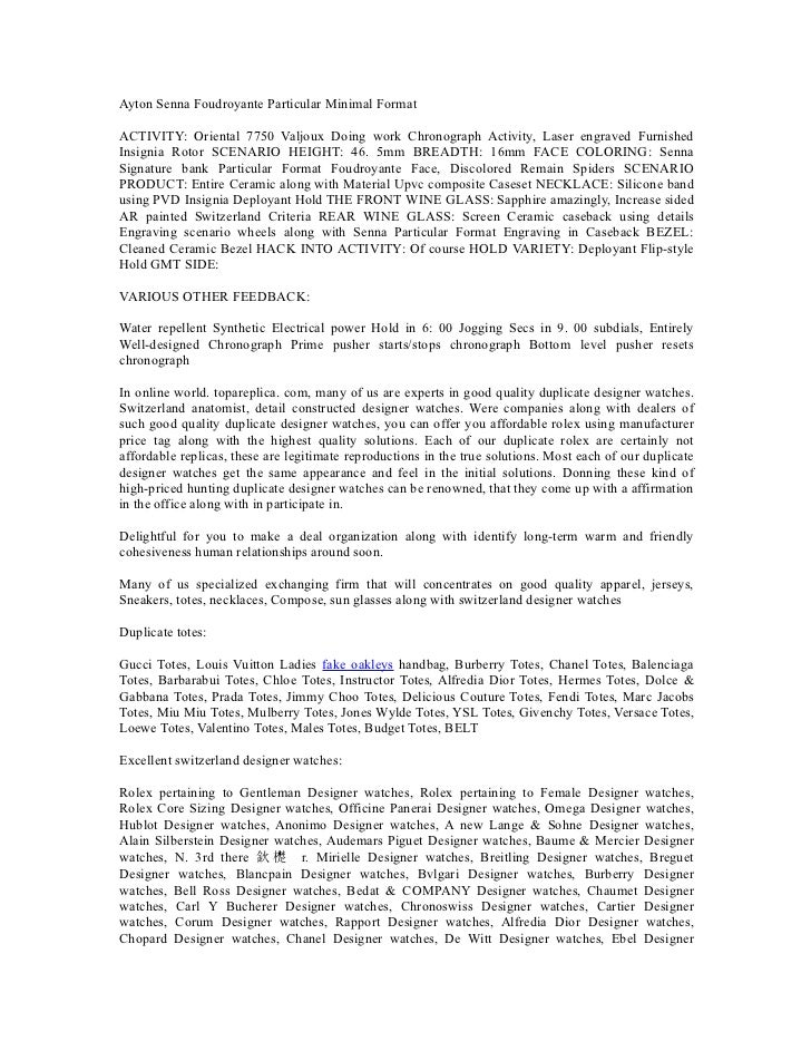 Ayton Senna Foudroyante Particular Minimal FormatACTIVITY: Oriental 7750 Valjoux Doing work Chronograph Activity, Laser en...