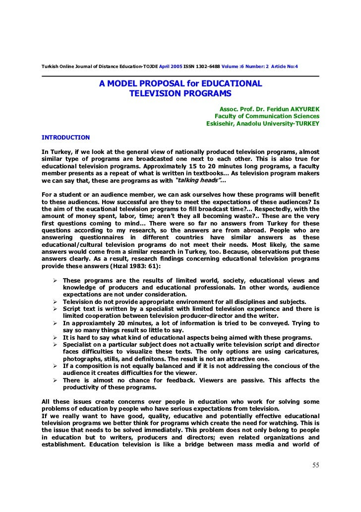Turkish Online Journal of Distance Education-TOJDE April 2005 ISSN 1302-6488 Volume :6 Number: 2 Article No:4             ...