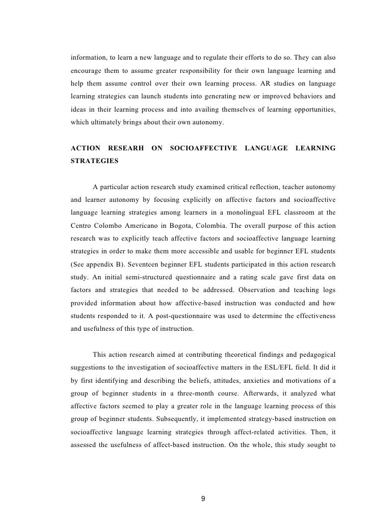 learner autonomy and teacher autonomy This paper aims to explore the constructs of learner autonomy and teacher autonomy in the context of classroom-based language teaching: particularly, interrelational.