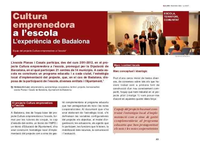 Guix 389 | Novembre 2012 | p. 63-67                                                                                       ...