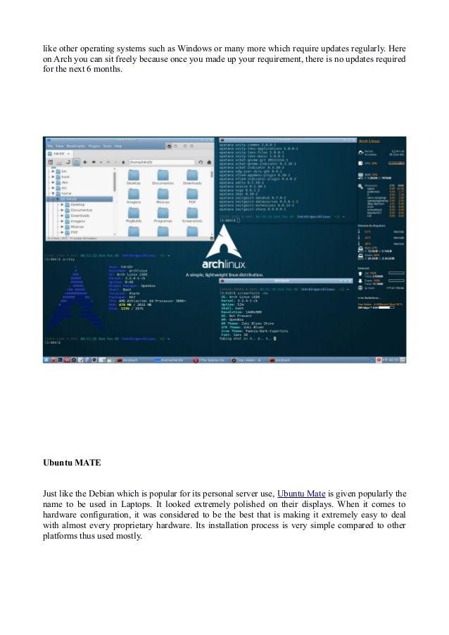 8 Best Open Source Linux Distros Bucket List in 2016