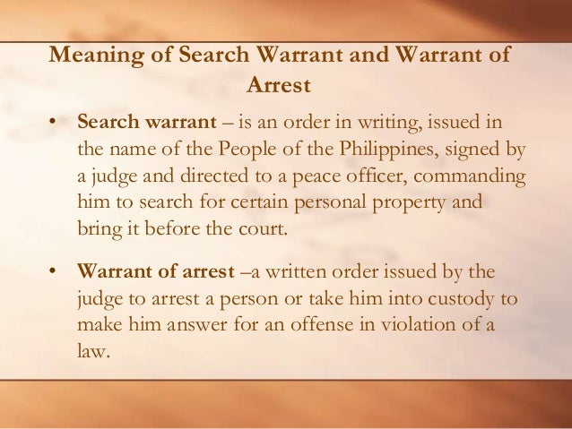 When the Police Can Make an Arrest: Probable Cause