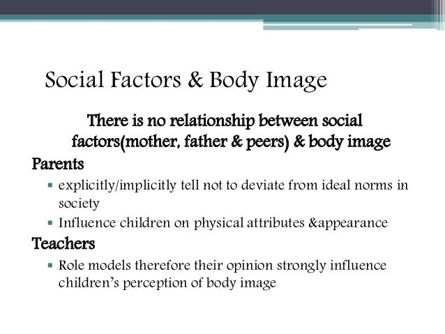 the effects of social factors in What is the difference between social and cultural factors cultural factors are values, attitudes, norms, and believes social factors are educational.