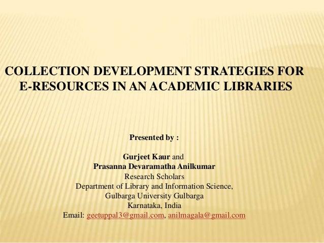 Ppt collection development powerpoint presentation id:6968684.