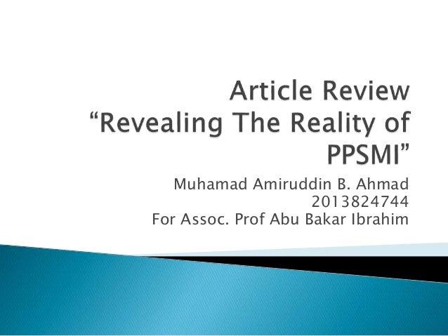 ppsmi article