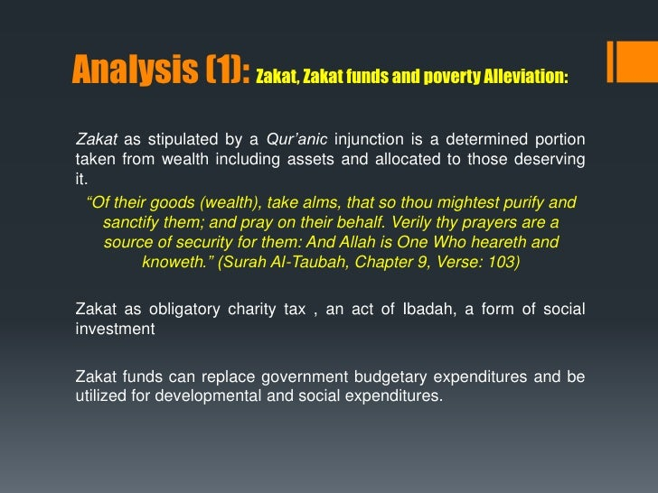 waqf and poverty eradication 150 jurnal ekonomi malaysia 47(2) the objective of this paper, therefore, is to explore alternative tool in eradicating poverty, specifically in malaysia, by exploring the role of cash waqfthis.