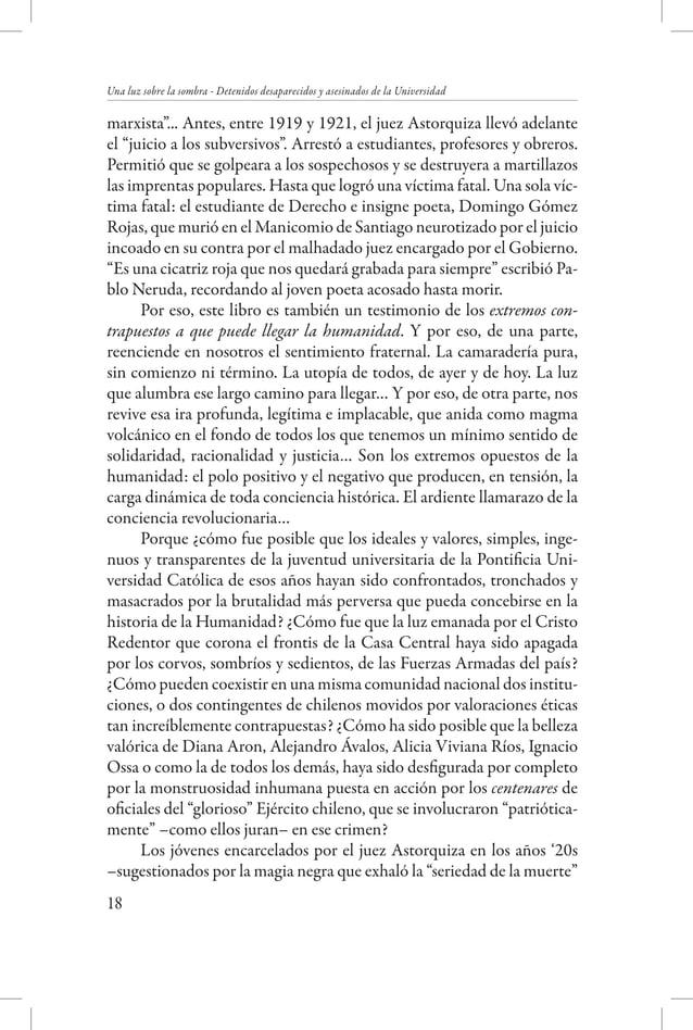 """Introducción  Introducción """"El don de encender la chispa de la esperanza sólo es inherente al historiógrafo que esté conve..."""