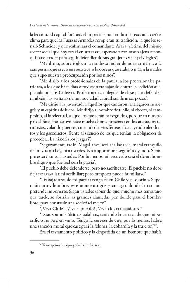 Creación de los Servicios de Seguridad  La DINA Tras el golpe de Estado del 11 de septiembre de 1973, la Junta Militar de ...
