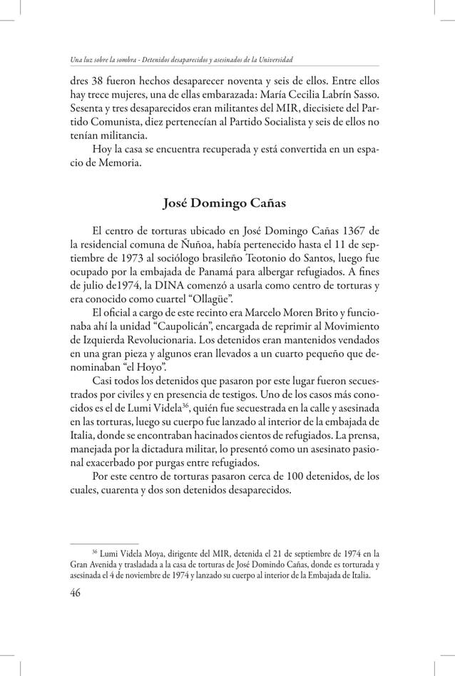 Creación de los Servicios de Seguridad  Bernardo Leighton y su esposa Anita Fresno. Asesinar en Buenos Aires al general Ca...