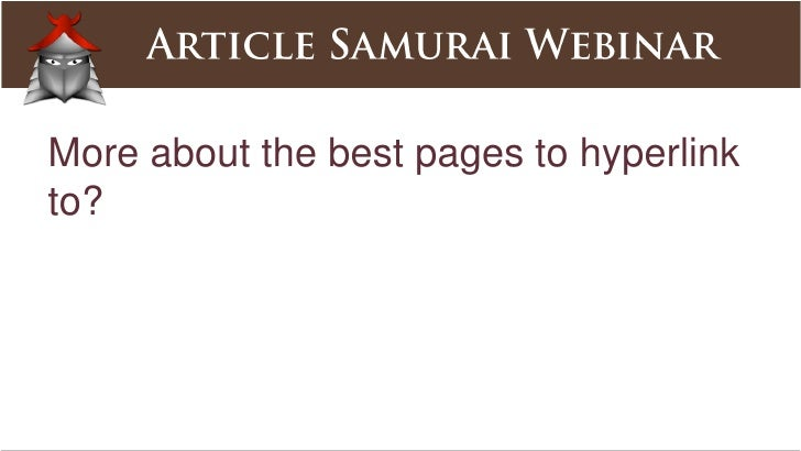 Do I write the main article for my blog and re-write it for AS syndication? <br />