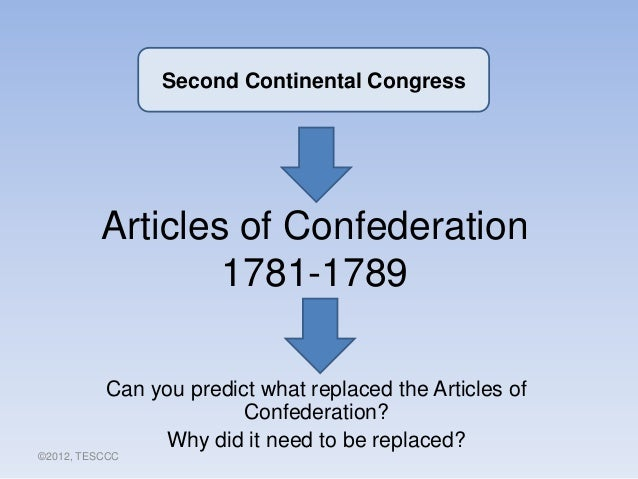 articles of confederation dbq 6 Dbq: the articles of confederation directions: the following question is based on the documents provided as you analyze the documents, take into account both the source of the document and.