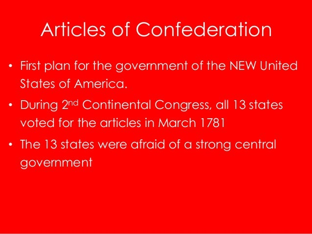 from 1781 to 1789 the articles 2017-5-9  presidents who served the articles of confederation was the first constitution of the united states of america and was in effect from 1781-1789.
