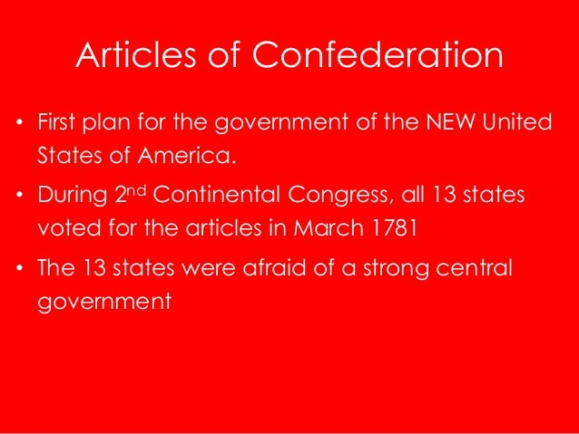 dbq 3 the articles of confederation The first attempt at a national government was known as the articles of confederation  based on the map in document 3,  dbq: the articles of confederation author.