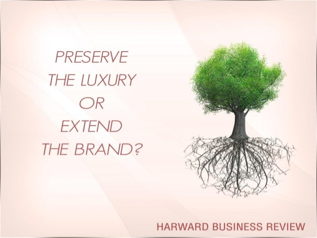 preserve the luxury or extend the Please read the case 'preserve luxury or extend the brand' assume that you are mr gaspard senior your grand daughter is requesting you for your permission to implement a new business idea what is your decision to her request what is the logic that would support your decision.