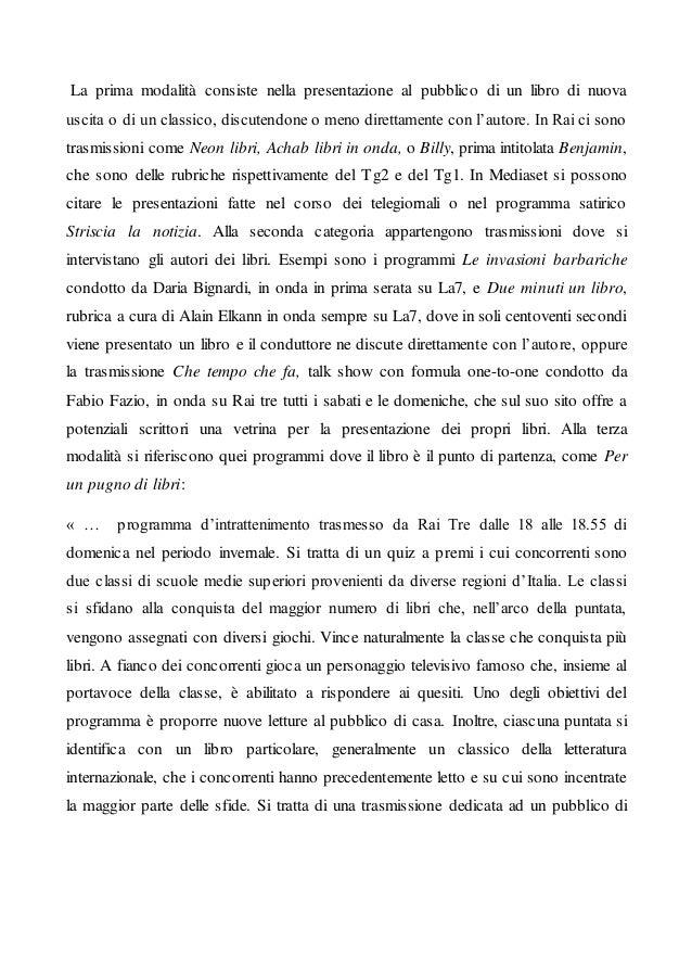 Articolo 11 Radio tv libri Slide 3