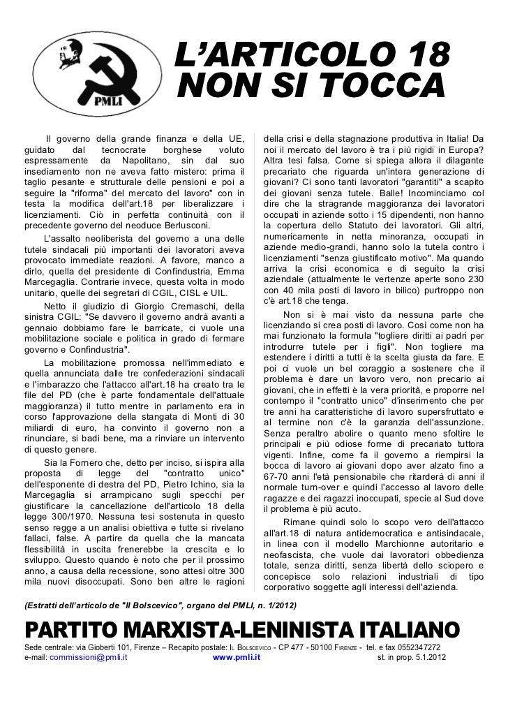 Articolo18nonsitocca
