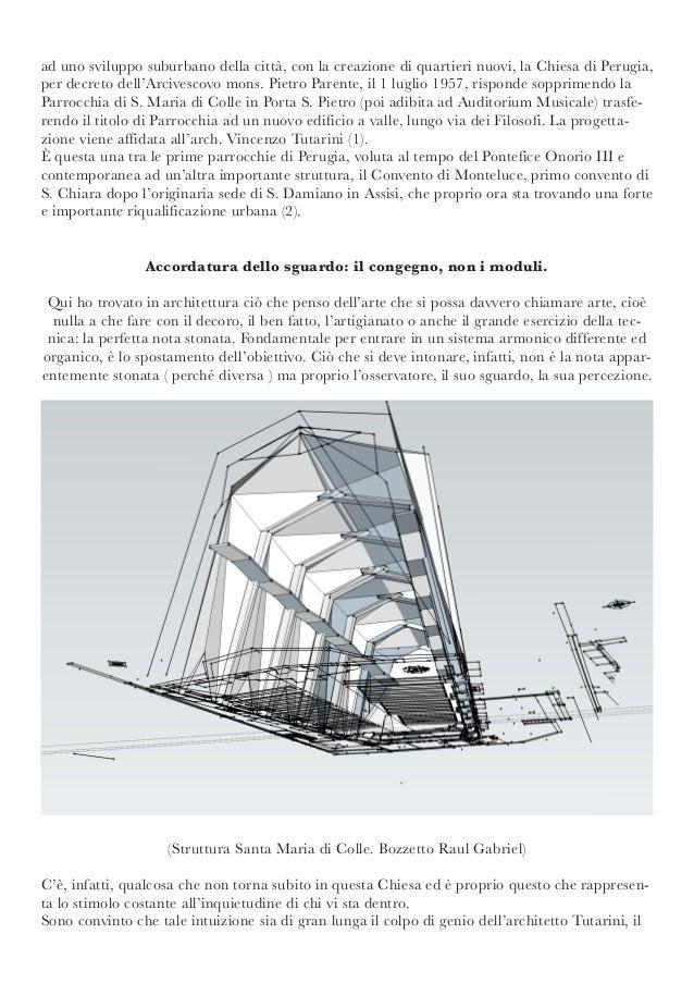 Raul gabriel 2009 2010 interventi sulla chiesa di santa for Progetta il mio edificio online