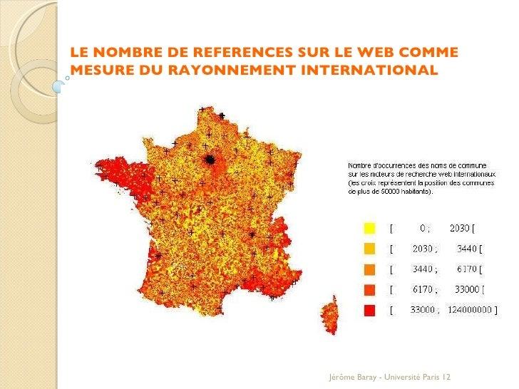 Paris Et Les Villes De Province Par Nombre De Congres
