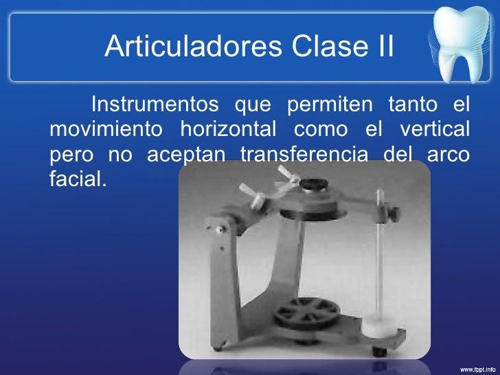 Articulador Presentacion