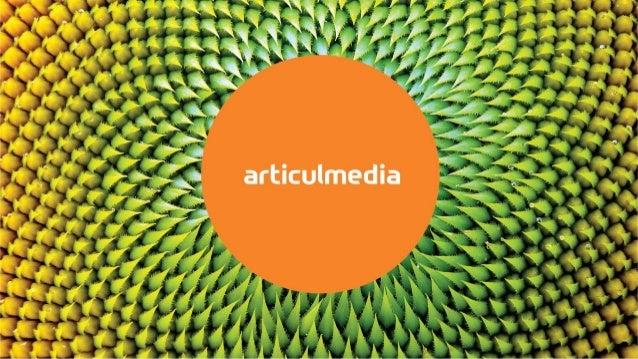 Articul agency presentation Slide 1