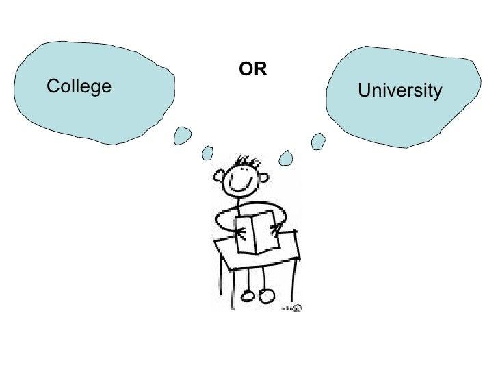 College University OR